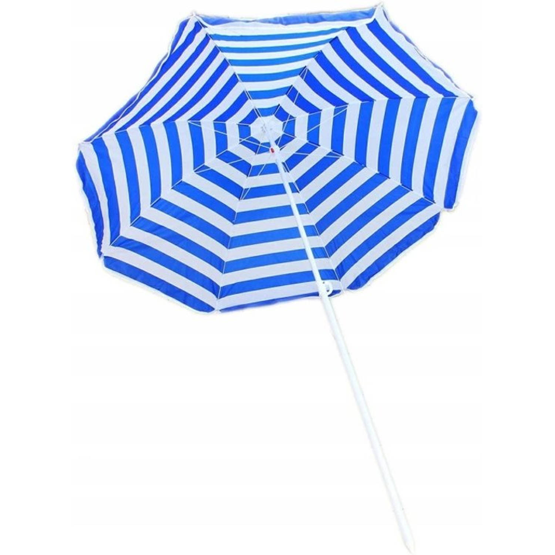Luxe Zonneparasol - Inklapbare Strandparasol Parasol Voor Terras/tuin/strand/camping/zwembad - Ø170