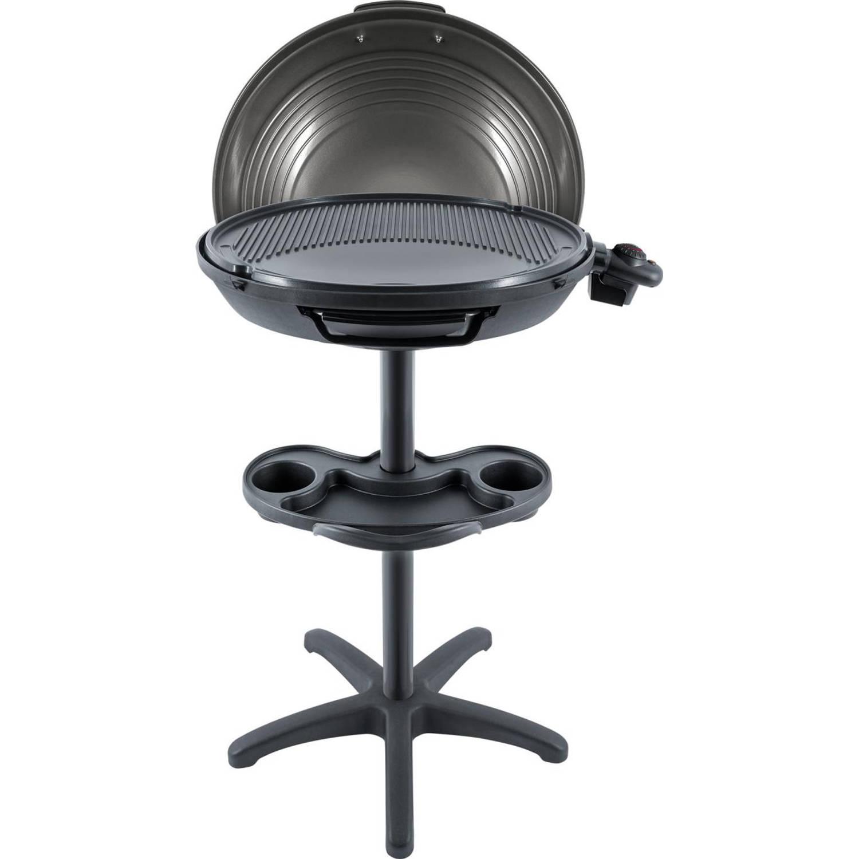 - Steba Vg325 - Elektrische Barbecue - Op Statief - 48 Cm - Zwart
