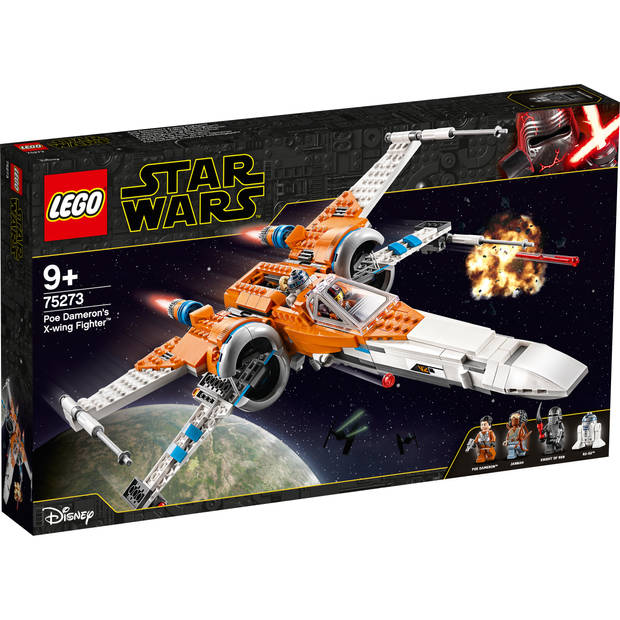Star Wars - Poe Damerons X-wing Fighter