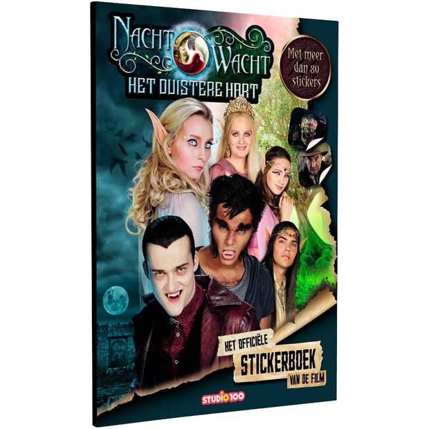 Studio 100 stickerboek Nachtwacht: het duistere hart