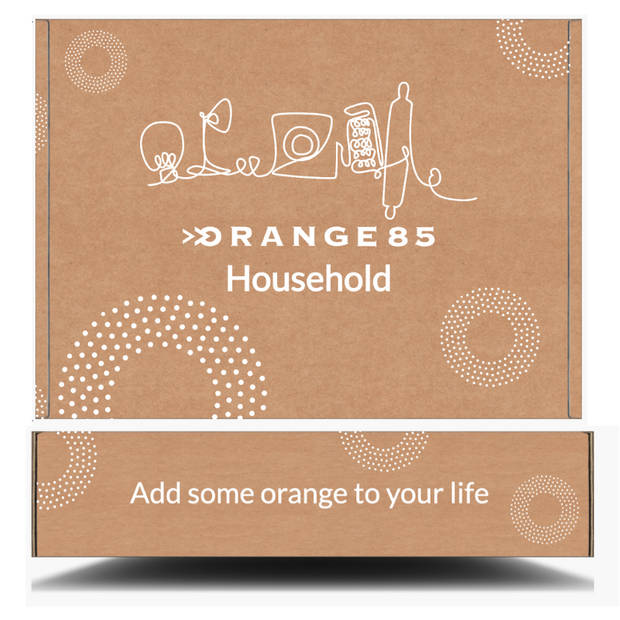 Orange85 Riemhanger 4x