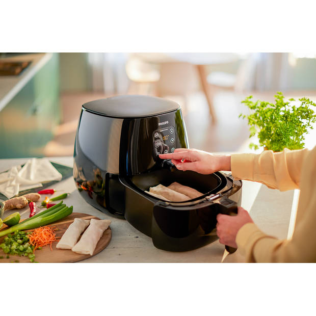 Philips Airfryer Essential XL HD9260/90 - zwart