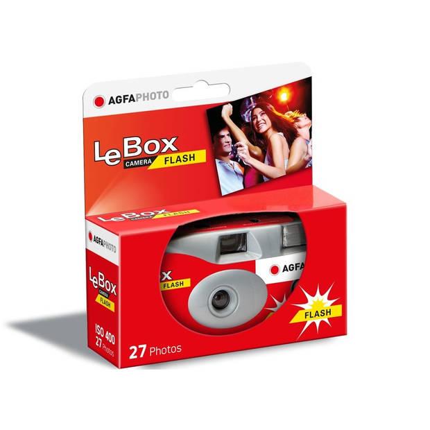 Wegwerp camera met flitser en 27 kleuren fotos - Bruiloft/vrijgezellenfeest fototoestel - Vakantiefotos weggooi cameras