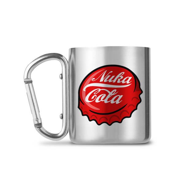 GB Eye mok Nuka Cola zilver/rood 250 ml