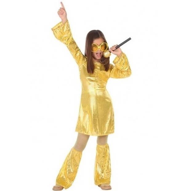 Discoverkleedset / carnaval kostuum voor meisjes - carnavalskleding - voordelig geprijsd 140 (10-12 jaar)