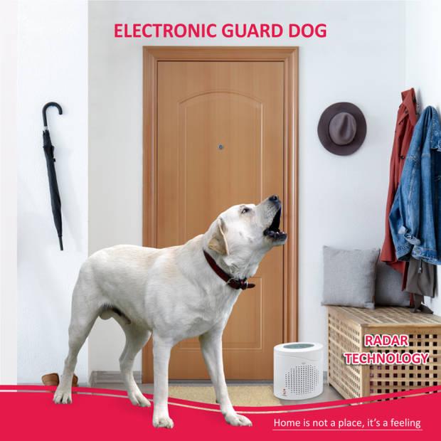 ELRO ARD51 Elektronische Waakhond met realistisch 3D hondengeluid