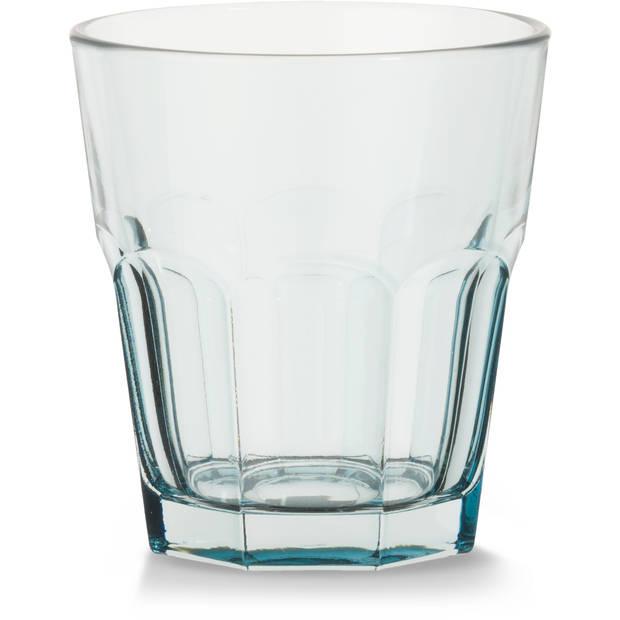 Blokker drinkglas IJssel 26 cl blauw