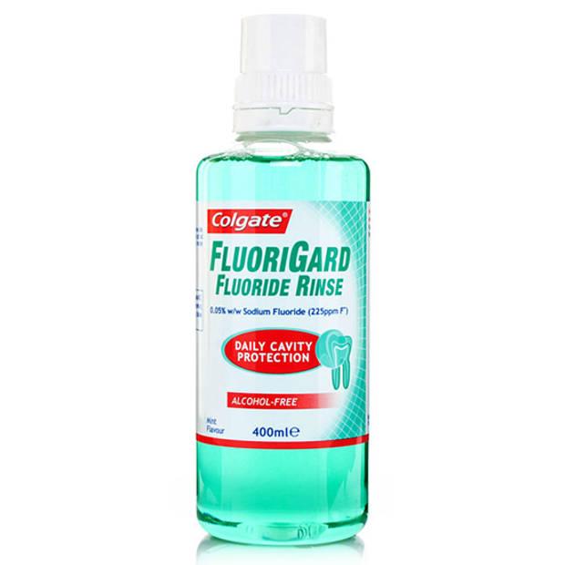 Colgate FluoriGard Mondwater
