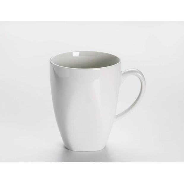 Maxwell & Williams Koffiemok White Basic 340 ml