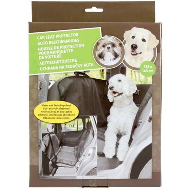 Hondendeken Auto - Achterbankhoes 135 x145 cm