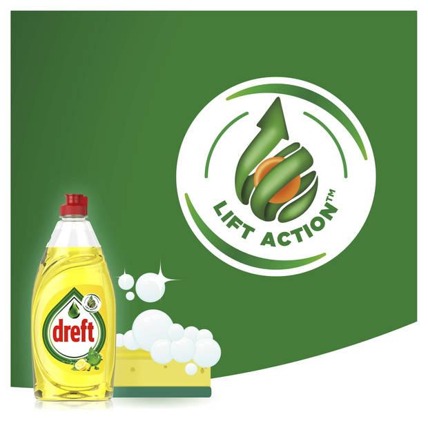 Dreft Original Lemon Afwasmiddel - 890ml
