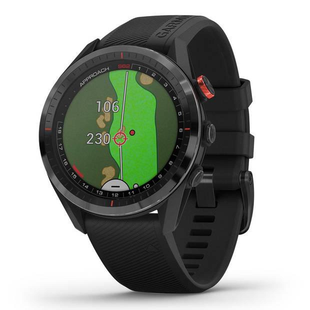 Garmin Approach S62 GPS Golfhorloge Zwart Smart Watch