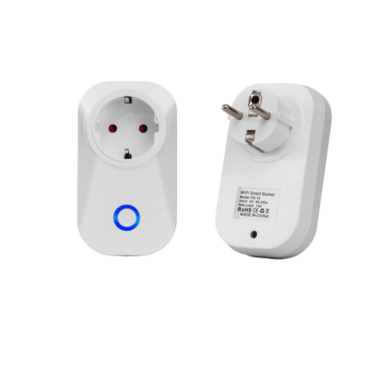 V-tac VT-5001 Slimme WiFi stekker Slimme schakelaar
