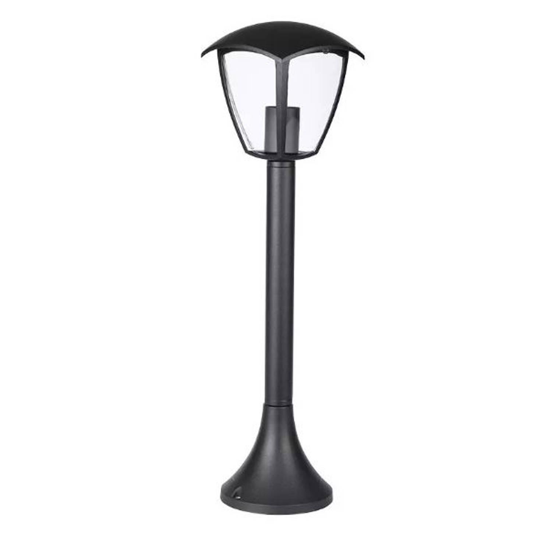 V tac Vt 736 Tuinlamp Sokkellamp Aluminium Vierkant Ip44