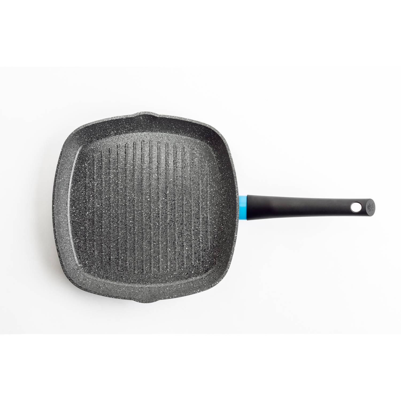 Korting BK Blue Label Stone Grillpan 28 cm