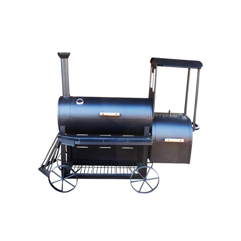 Fonteyn Locomotief Barbecue