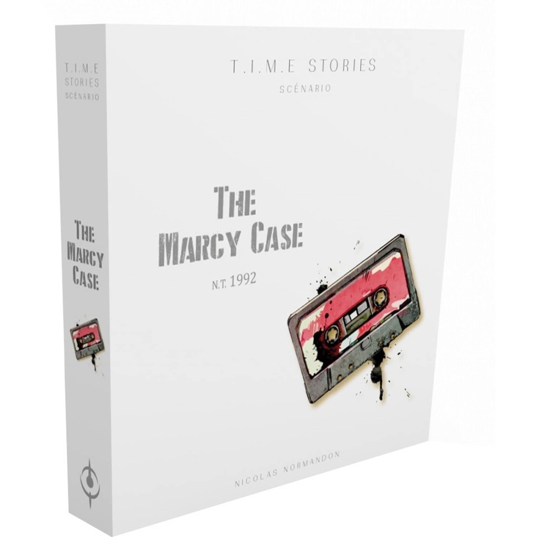 Afbeelding van Asmodee uitbreiding T.i.m.e. Stories: The Marcy Case (en)