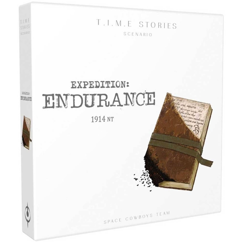 Afbeelding van Asmodee uitbreiding T.i.m.e. Stories: Expedition: Endurance (en)