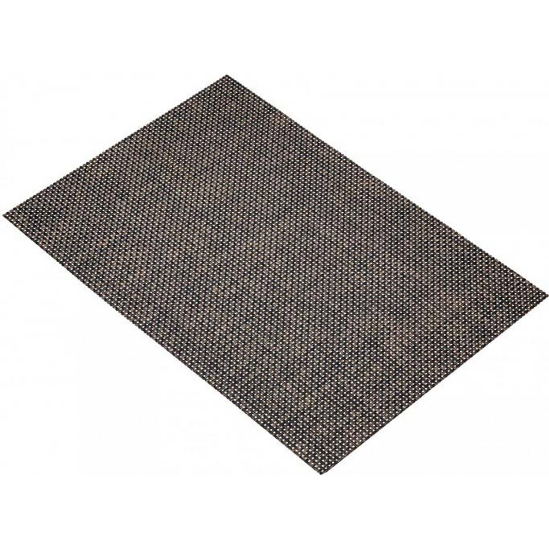 Korting Set Van 2 Placemat Woven Brons Metallic, 30x45cm Kitchencraft