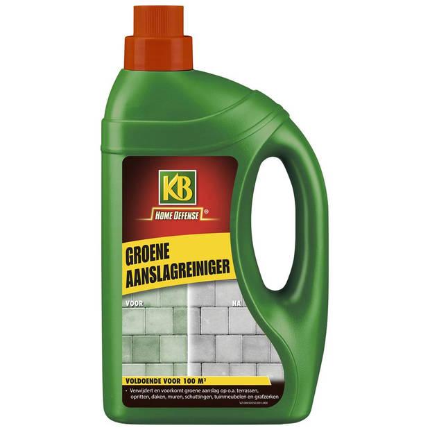 KB Groene Aanslag Reiniger - Concentraat - 1000ml