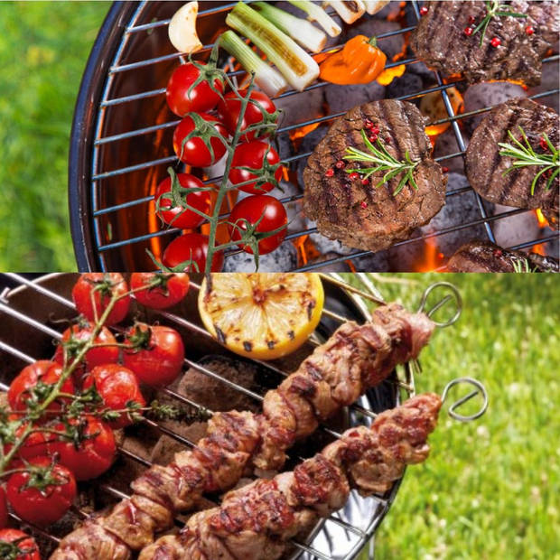 Bbq Collection Barbecue Gereedschapset 3-delig