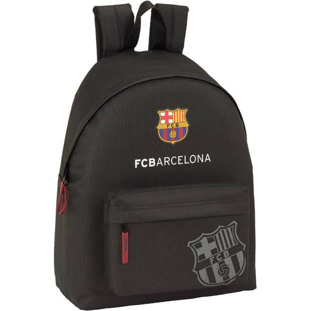 FC Barcelona Rugzak Basic - 43 cm - Zwart