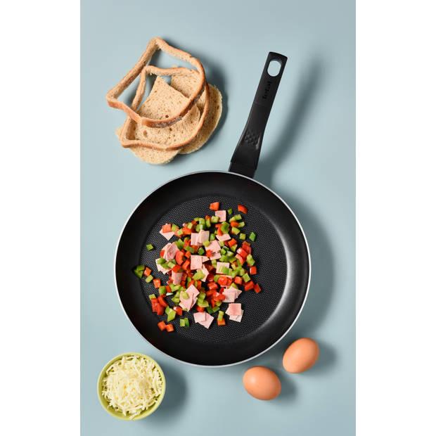 Tefal Extra Cook & Clean koekenpannenset - 24 en 28 cm