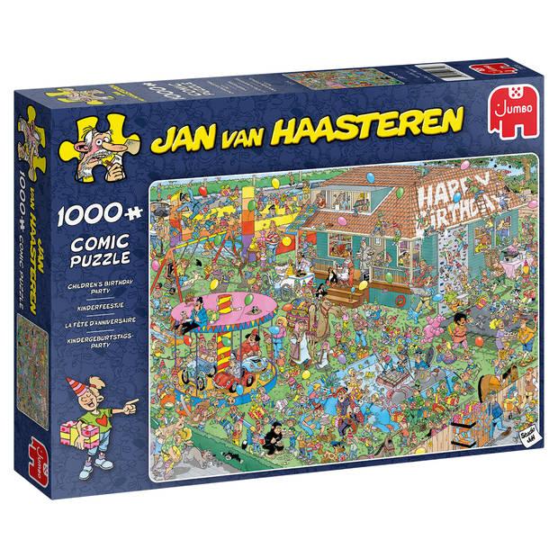 Jan van Haasteren Kinderfeestje - 1000 stukjes