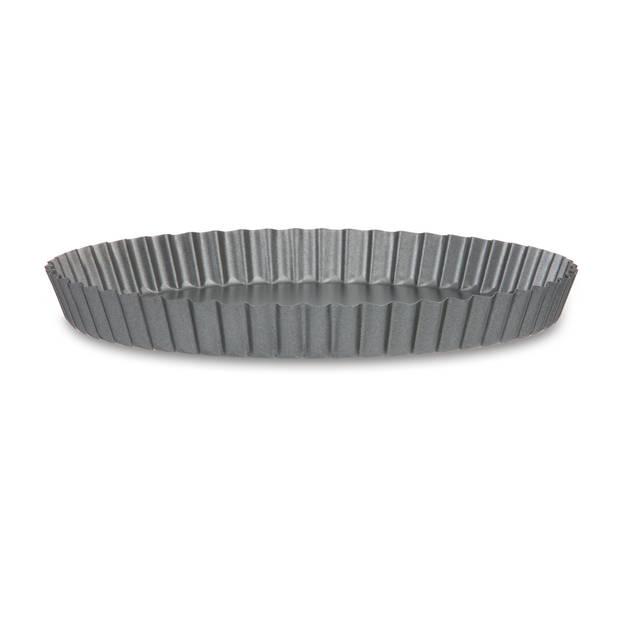 Blokker antiaanbak quichevorm - Ø 22,5 cm