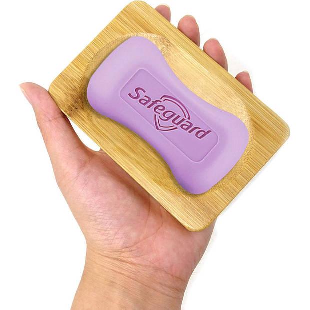 Bamboe Zeepbakje - Houten zeephouder voor in de douche, badkamer of