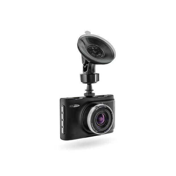 Caliber Dashcam Met GPS - 3 Inch Scherm - Zwart (DVR210A)