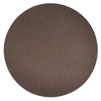 Korting Set Van 6 Placemat, Bruin Kela Glitter