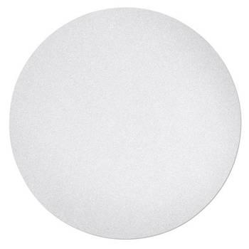 Korting Set Van 2 Placemat, Zilver Kela Glitter