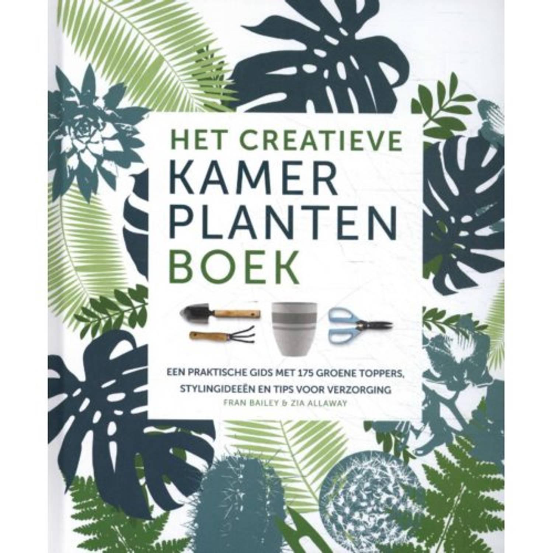 Korting Het Creatieve Kamerplanten Boek