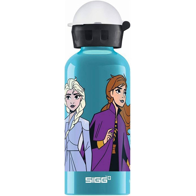 Sigg Drinkbeker Elsa & Anna 400 Ml Blauw