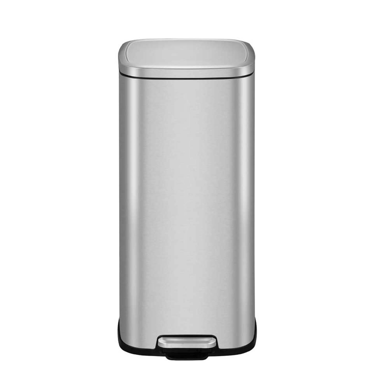 Eko Stella Prullenbak - 30 Liter - Mat Rvs