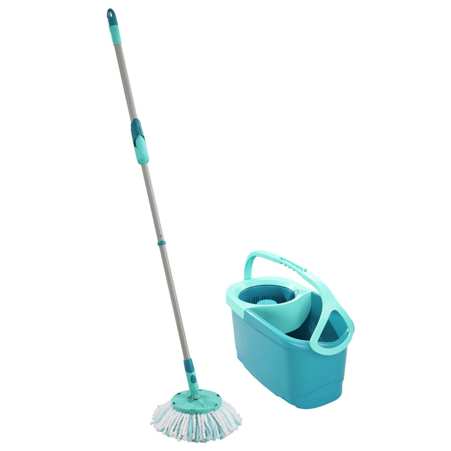 Korting Leifheit Set CLEAN TWIST Disc Mop Ergo