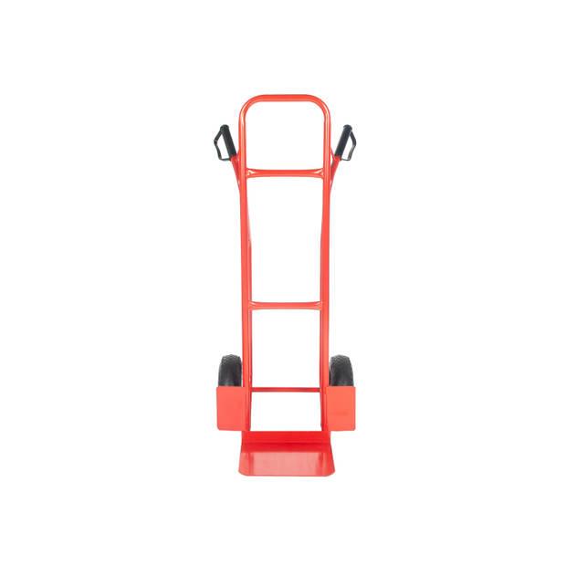 Steekwagen Luxe Rood