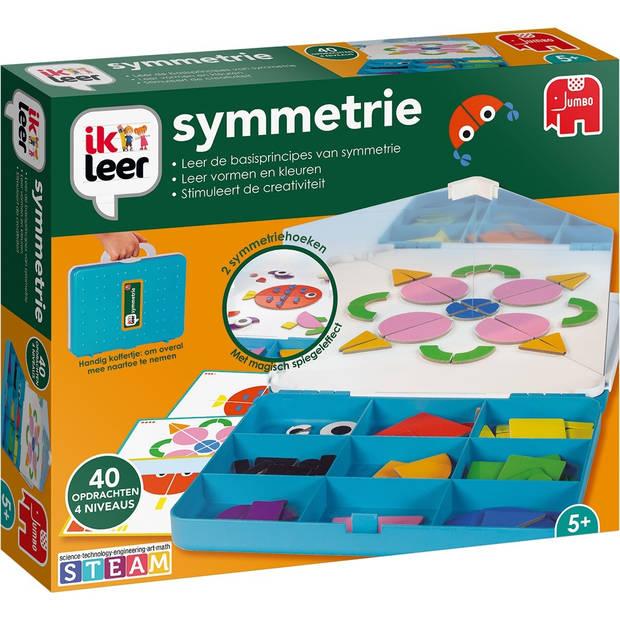 Jumbo leerspel Ik leer Symmetrie (NL)