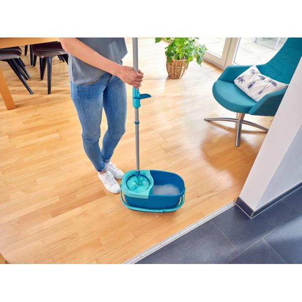 Leifheit - Clean Twist Disc Mop Ergo - Dweil set compleet