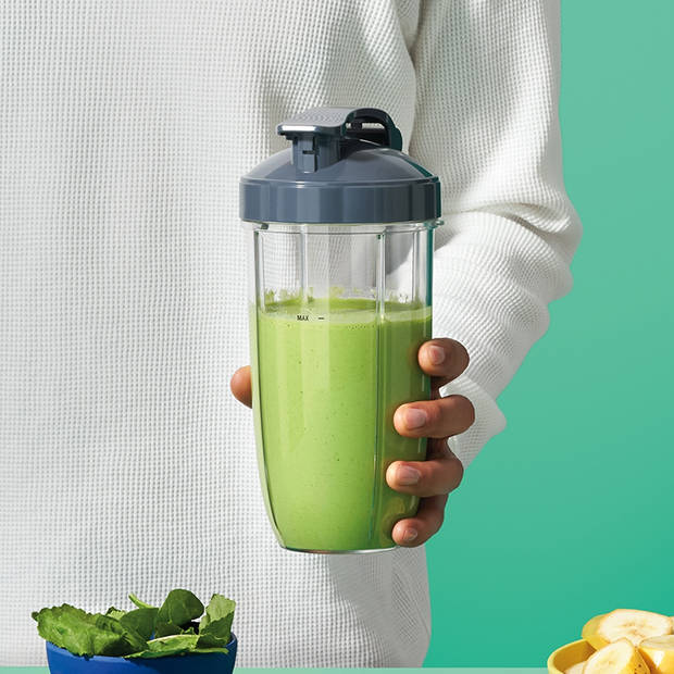 NutriBullet 9-delig - 900 Series - Snow White