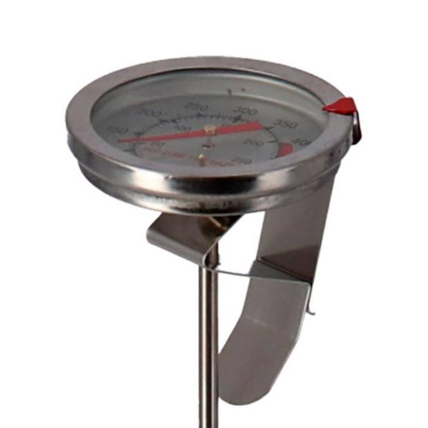Orange85 Barbecue Thermometer Vuur Temperatuur