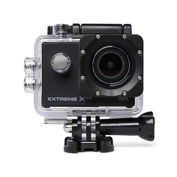 Vizu Extreme X6S Wi-fi 4K Action Camera