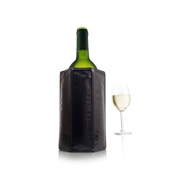Vacu Vin Set van 2 - Active Wijnkoeler - Zwart - Vacuvin