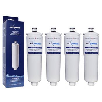 Korting Allspares Bosch siemens Waterfilter Koelkast (4st.) Cs 52