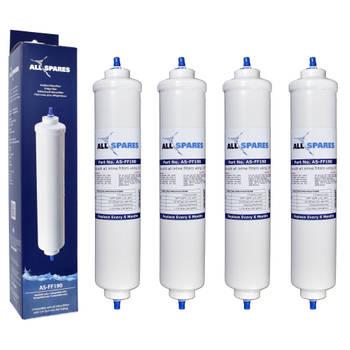 Korting Allspares Lg samsung Waterfilter Koelkast (4st.) Bl9808