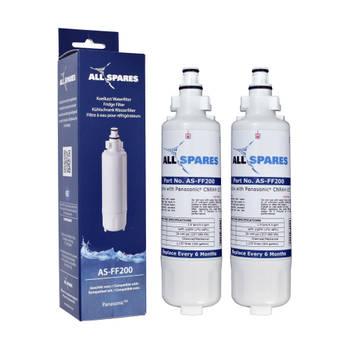 Korting Allspares Panasonic Waterfilter Koelkast (2st.) Cnrah 257760