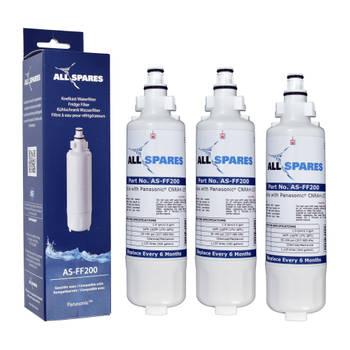 Korting Allspares Panasonic Waterfilter Koelkast (3st.) Cnrah 257760