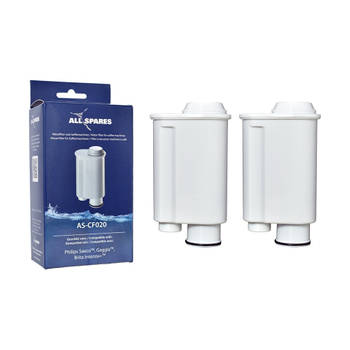 Korting Allspares Saeco Intenza plus Waterfilter (2st.) Ca6702