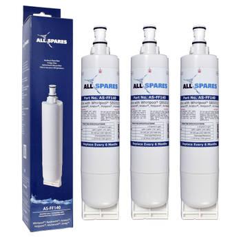 Korting Allspares Whirlpool bauknecht Waterfilter (3st.) Sbs002 Sbs200